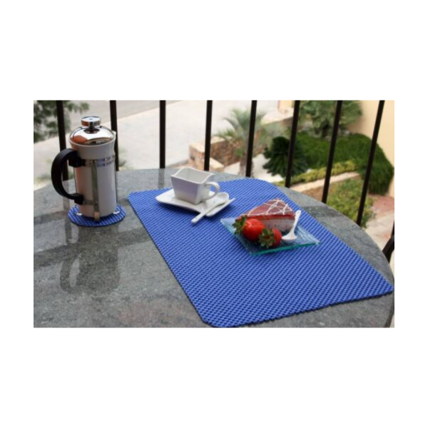 Stay Put Non Slip Fabric Tablemat