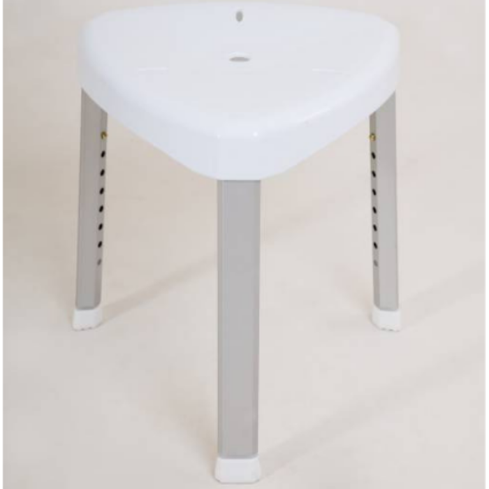 Atlantas Corner Shower Stool