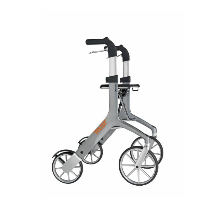 Lets Fly Rollator Grey