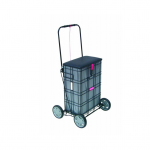The Liberator. Shopping Trolley with Seat