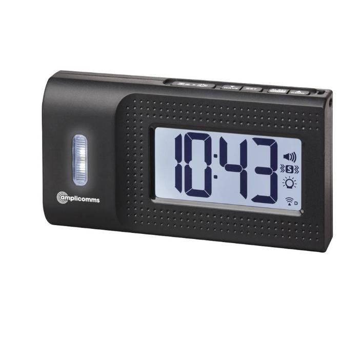 Extra Loud Travel Alarm Clock