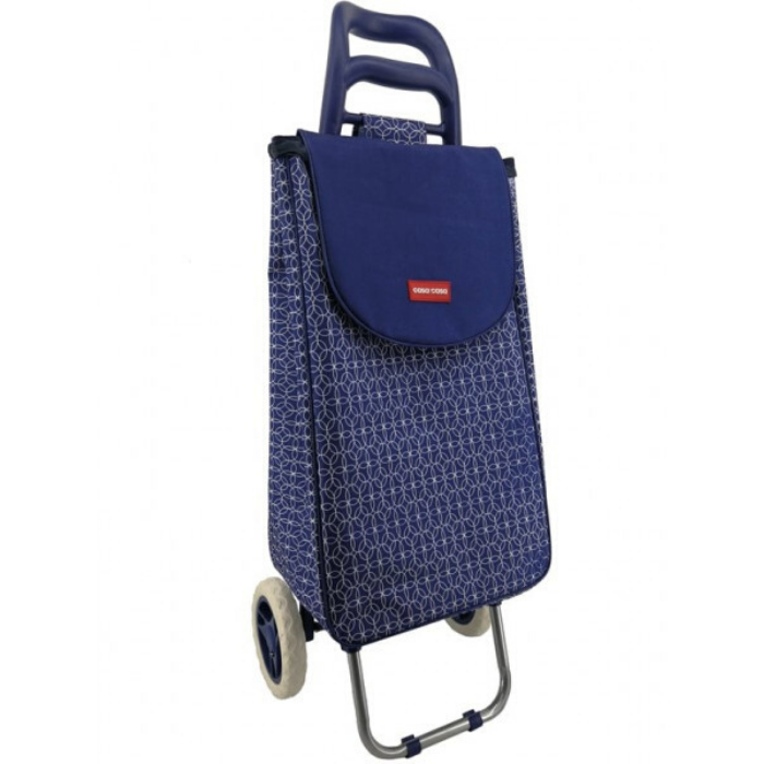 Cool Bag Shopping Trolley
