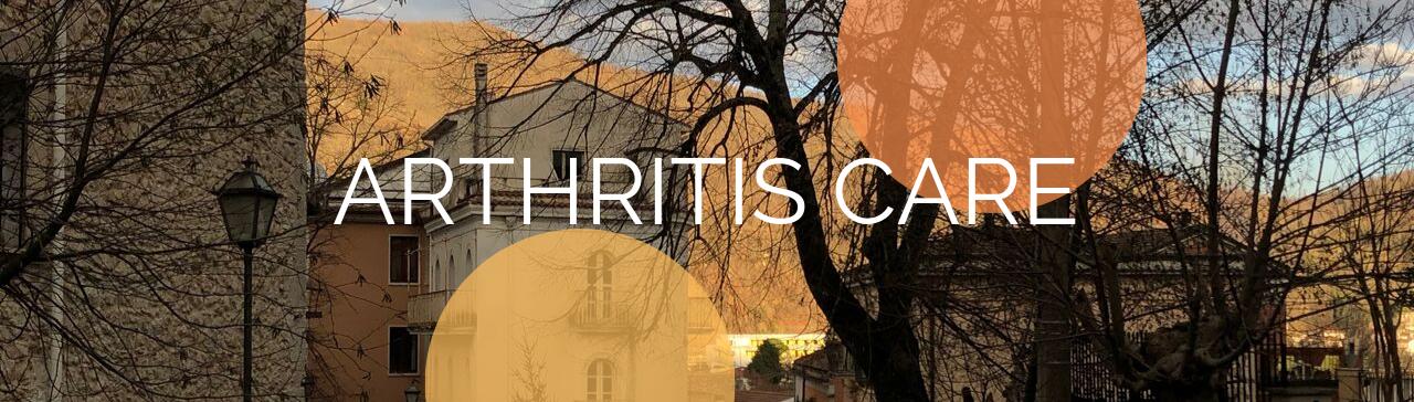 Arthritis care blog