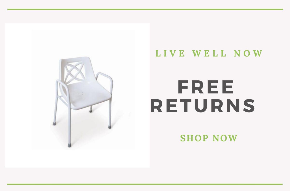 shower offer free returns