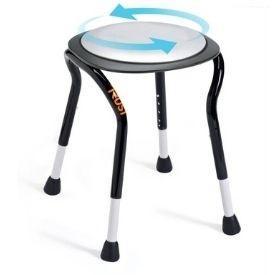 Let's Frisbee Shower Stool