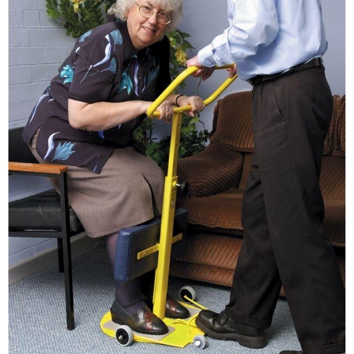 Patient Turner Rota Stand