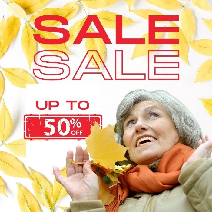 autumn sale offers