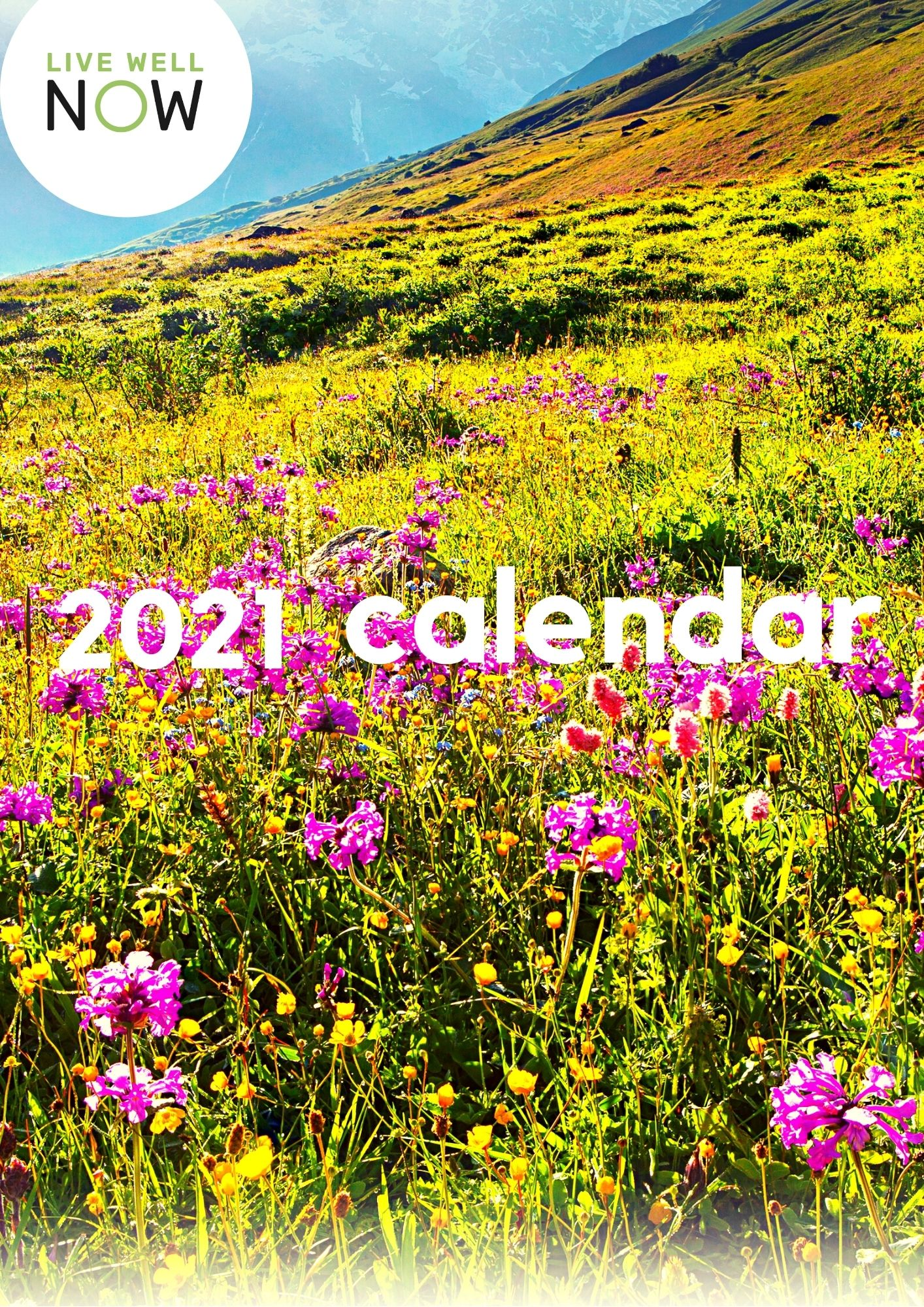 Front Page 2021 Calendar